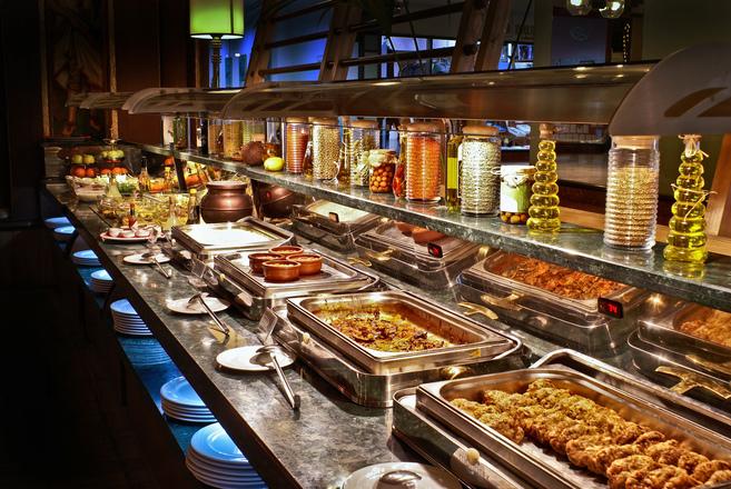 Ресторан в нячанге шведский стол