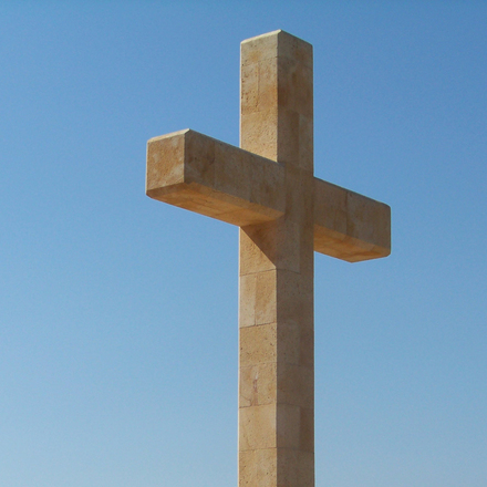 Free Stone Cross 1 Stock Photo FreeImagescom
