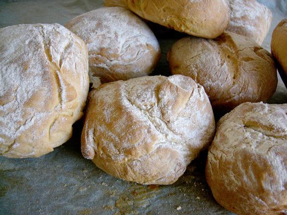 italian homemade bread 2