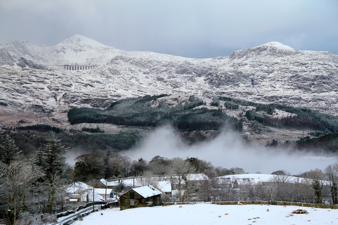 Stwlan and the Moelwyns