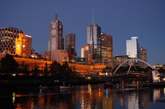Melbourne Dusk