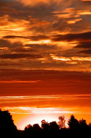 Crimson of the Sky