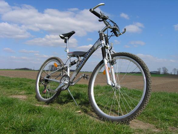 Polkupyörän huolto