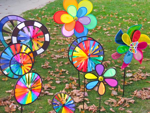 lots of windmills 2
