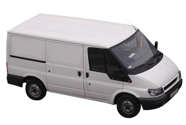 Vuokra-pakettiauto