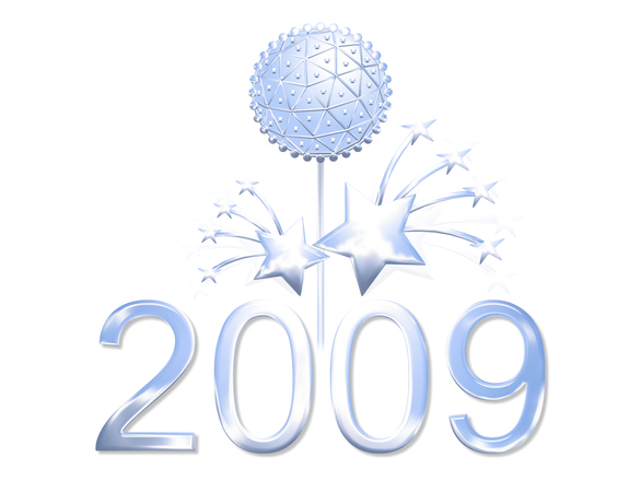 2009 New Year Image