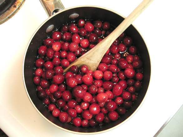 Что можно приготовить из ягоды клюква