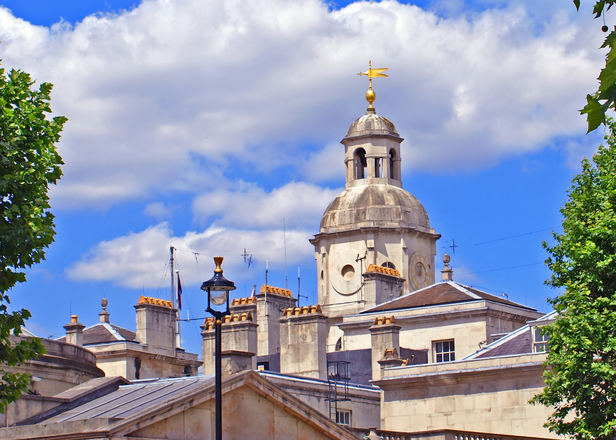 rooftops of london