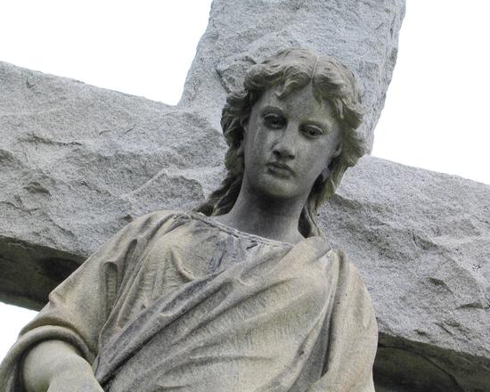 Cemetery Angels 1
