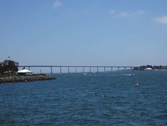 San Diego Coronado Bridge 2