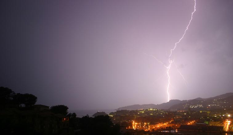 Lightning 3 of 3