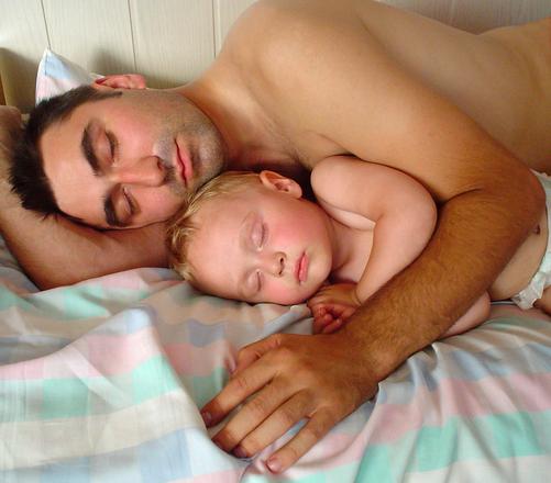 онлайн в постели с папашей
