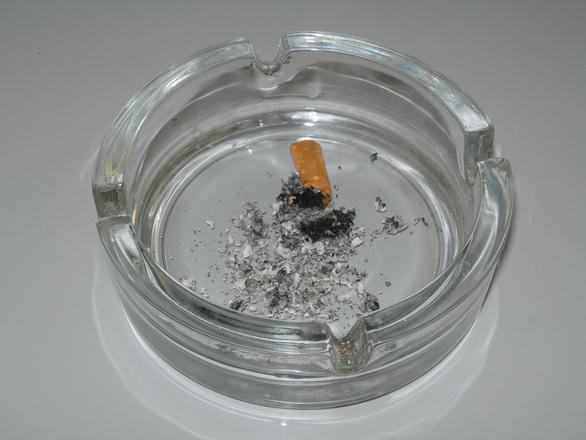 Tumppaa tupakka