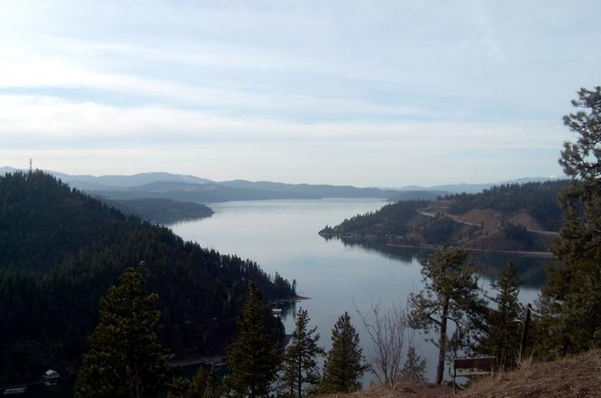 Lake Ceour d'lene