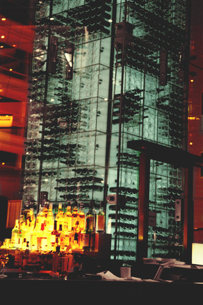 Wine Tower 1