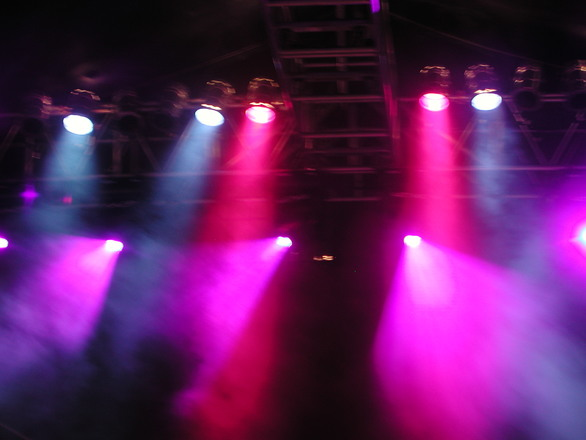 Stage lighting 1