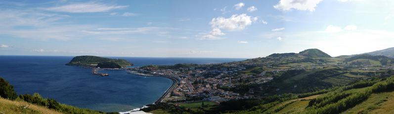 Cidade da Horta - Faial - Azores - Portugal