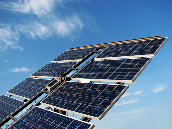 Solar Panel in the Field 3