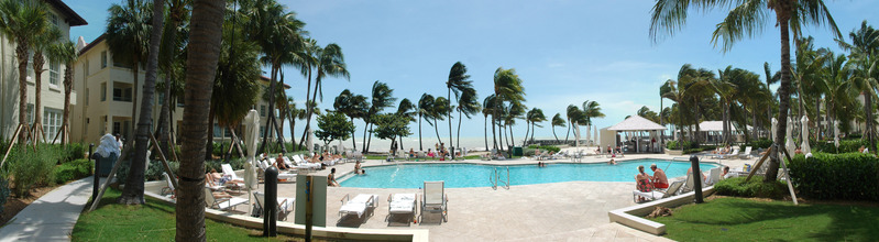 Pool Panorama in Key West