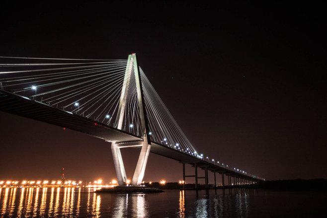 Ravenel Bridge Charleston