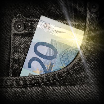 money... money