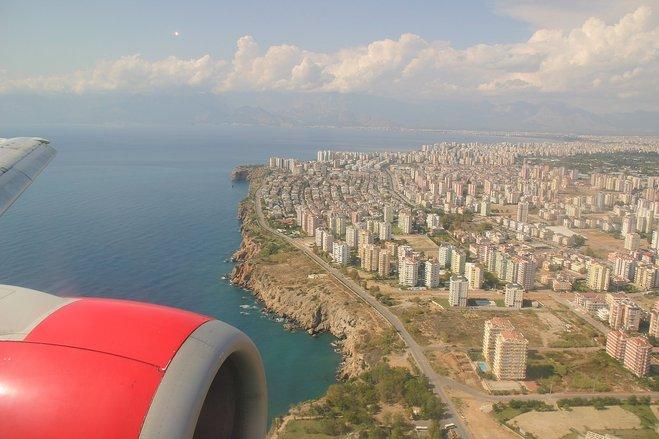 Antalya by Plane
