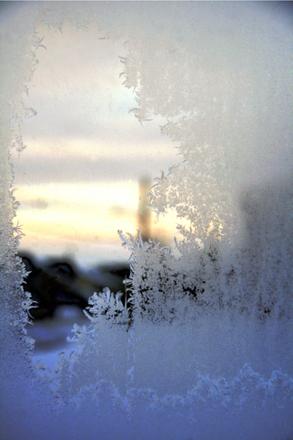 Window frozen