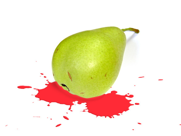 Bloody Pear