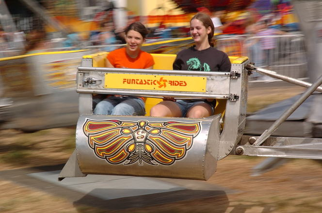 2005 Oregon State Fair 1