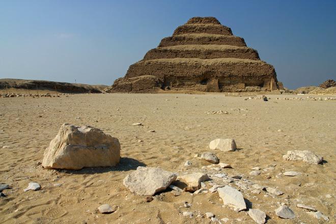 Sakkarah Piramid - Egipt