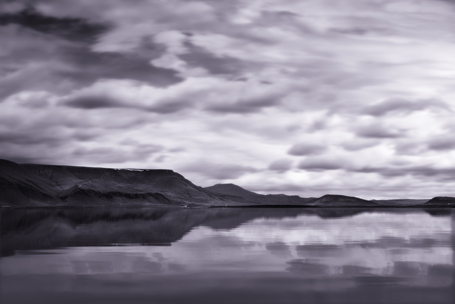 Coastline of Iceland