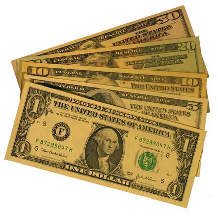 image of american money