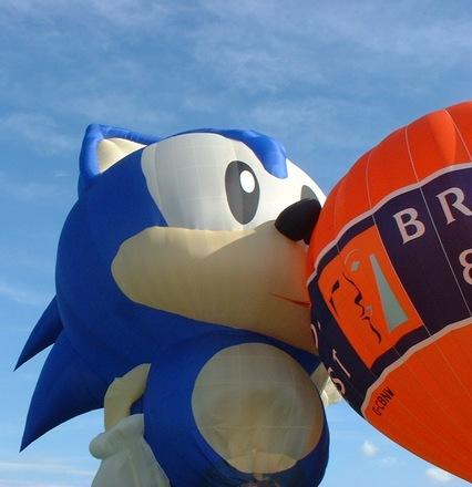 Sonic the Balloon