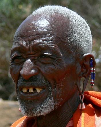 Masai 2 - Tribal Chief