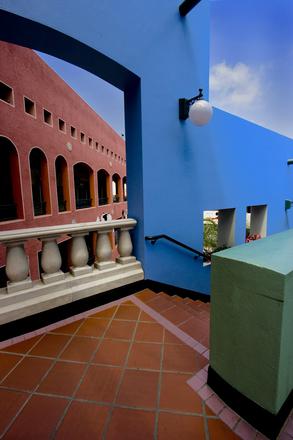 colorful architecture 1
