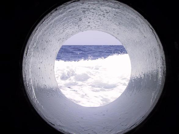 Through the hatch