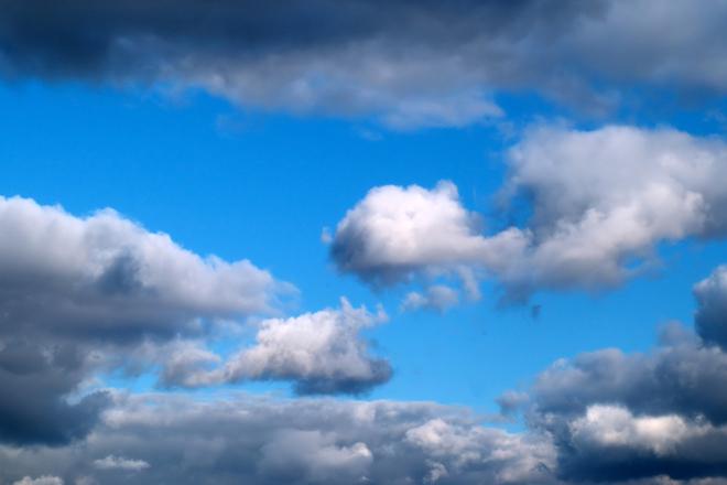 Crisp Winter Sky