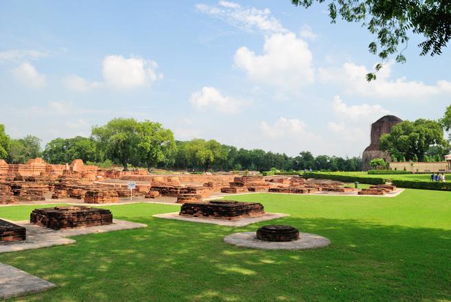 Ruins of Sarnath