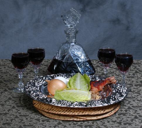 Седер - перша святкова вечеря в Песах
