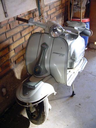 lambretta Li 1960