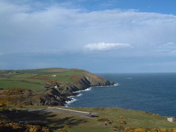 Free Isle Of Man Coastline Stock Photo Freeimages Com
