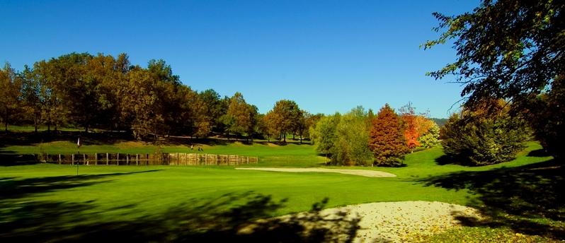 Outumn in Golf Club