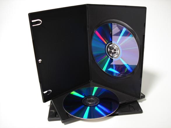 Cd rom - dvd rom cover