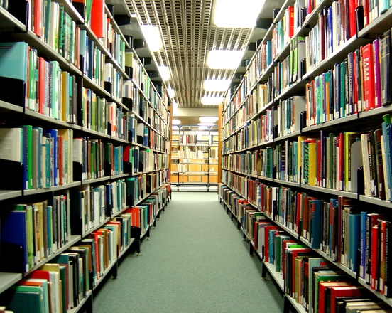 my university library 3