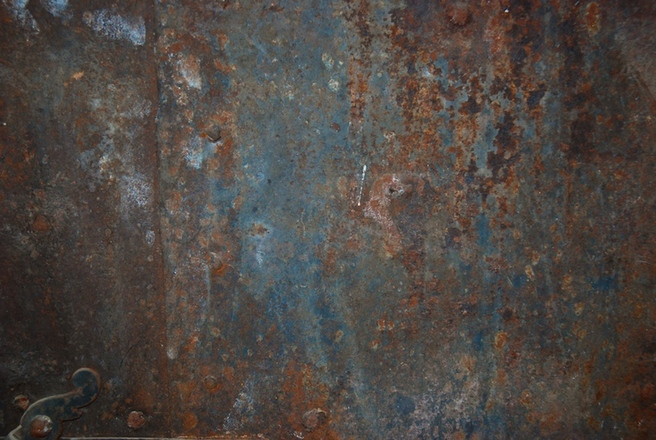 Rusted Metal Plates Texture Free Rusty metal plate...