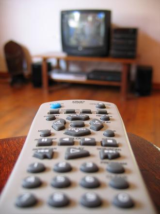 Television äänenvoimakkuus