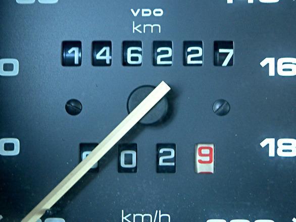 km counter