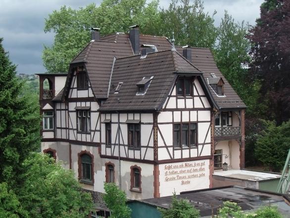 Фото немецких домов