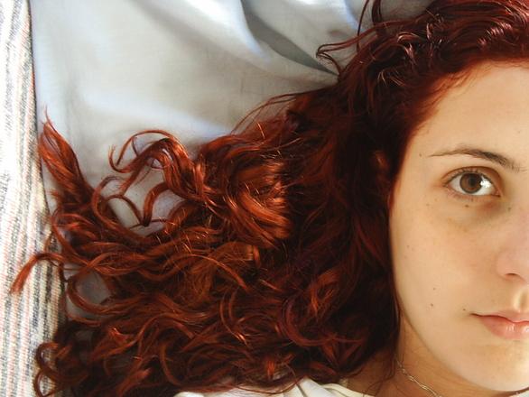 red hair 1