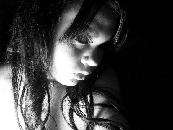 Free Black and White Self Portraits Stock Photo ...